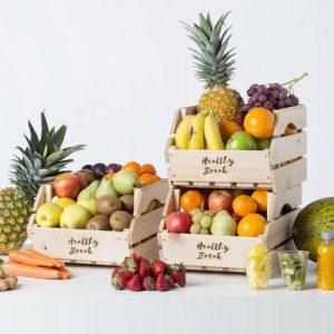 Servicio de fruta para empresas